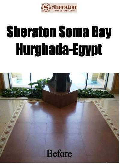 Sheraton before